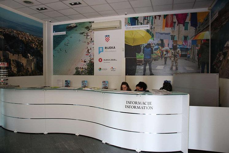 Terra Apartments Rijeka - Tourist information centers