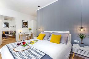 Terra I Apartments Rijeka dnevni najam smještaj noćenje accommodation apartment Rijeka