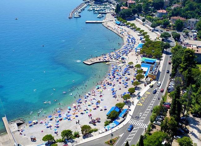 Terra Apartments Rijeka - Ičići Beach