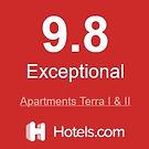 Apartments Terra I&II Hotels.com award apartments Rijeka