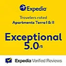 Apartments Terra I&II Expedia award apartments Rijeka