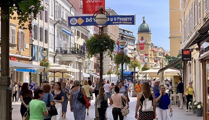 Terra Apartments Rijeka Promenade Korzo