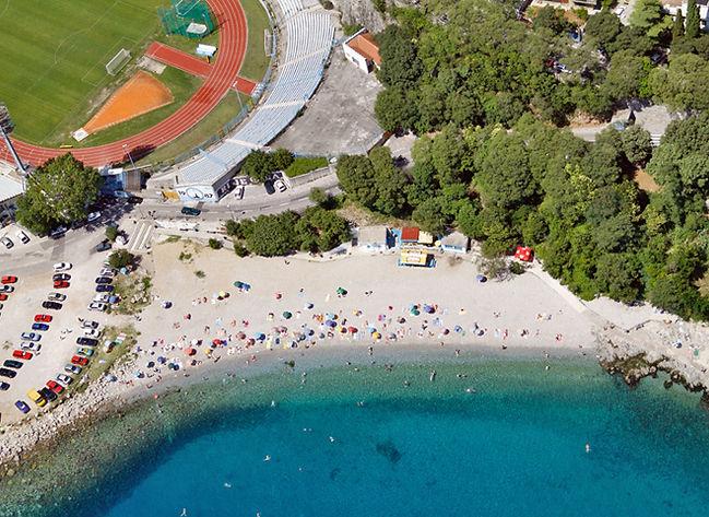 Terra Apartments Rijeka - Igralište Beach