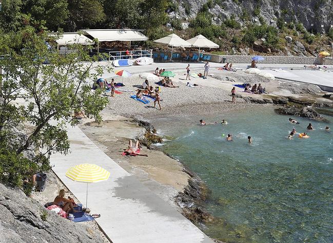 Terra Apartments Rijeka - Bivio Beach
