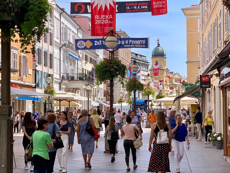 Terra Rijeka Apartments Promenade Korzo Mjesec hrvatskog turizma
