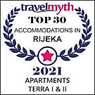 Apartments Terra I&II Travelmyth award Top 30