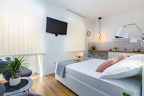 Terra II Apartments Rijeka dnevni najam smještaj noćenje accommodation apartment Rijeka for rent