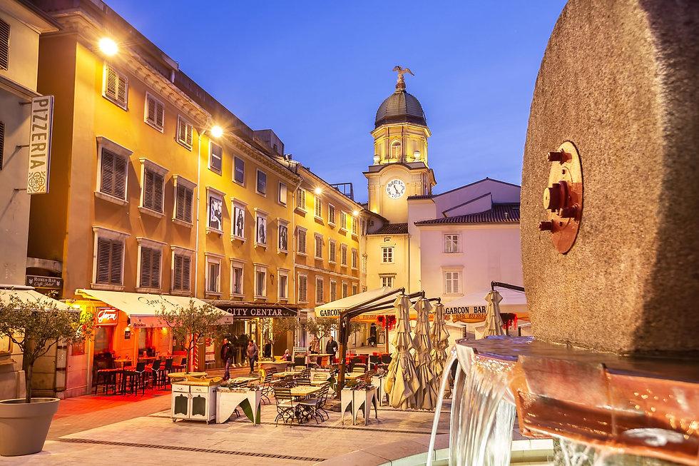 Terra Apartments Rijeka - Top 5 things to do in Rijeka - Kobler square