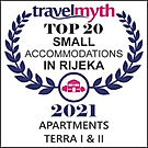Apartments Terra I&II Travelmyth award Top 20