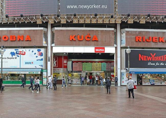 Terra Apartments Rijeka - Ri Department Store Korzo