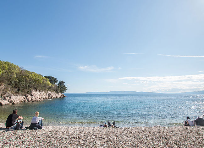 Terra Apartments Rijeka - Svežanj Beach