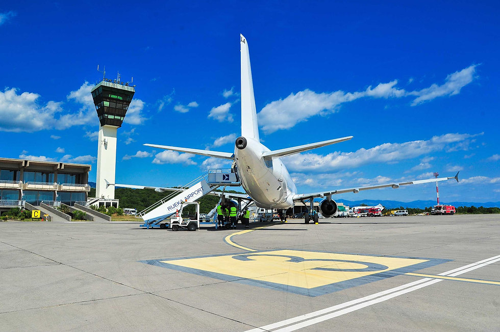 Terra Apartments Rijeka - Transfer from Rijeka airport information