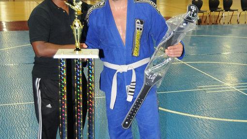 Men/Master Absolute Gi Add On (White & Blue Belt)