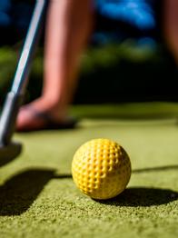 Harris Mini Golf