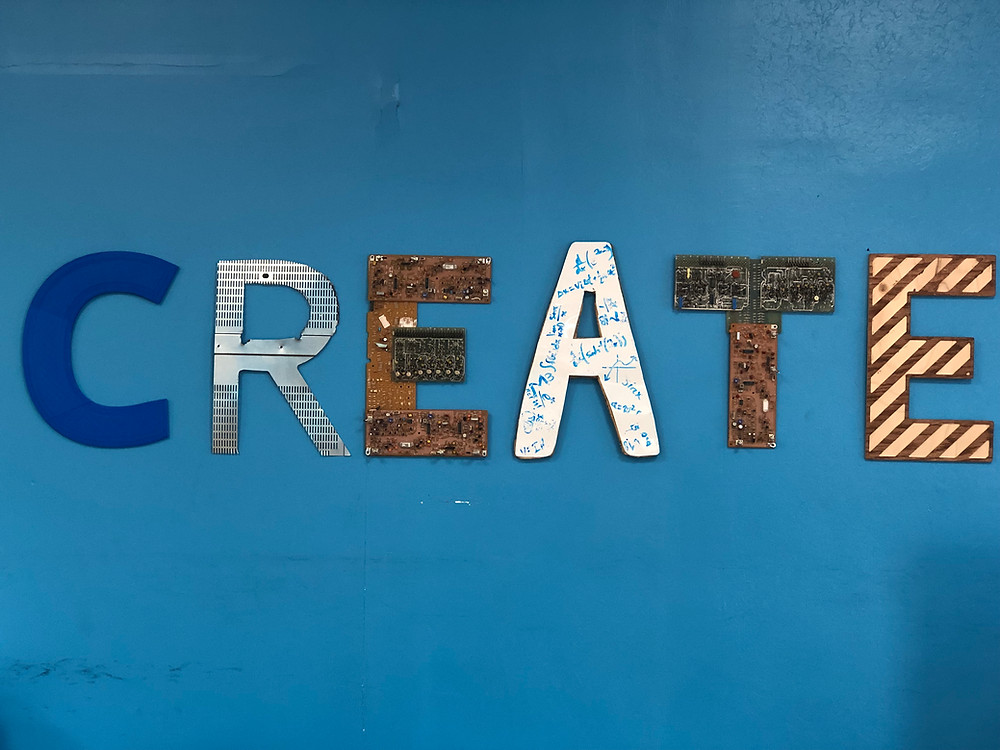 CREATE Makerspace, Aberdeen, SD