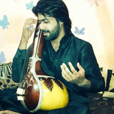 Singer Siddhant Pruthi