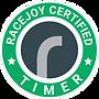 RaceJoy certified timer badge.png
