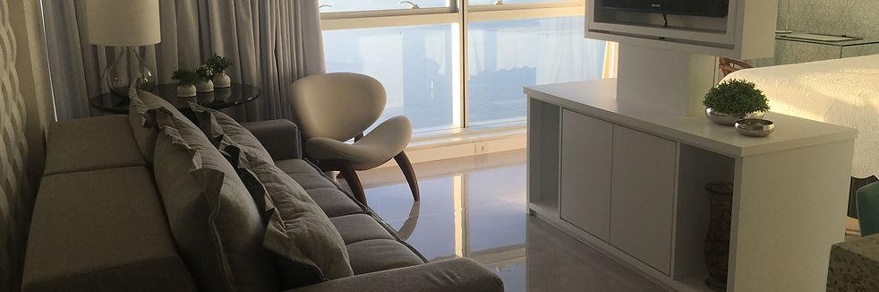 Apartamento para locação, melhor custo que hotel em Porto Alegre