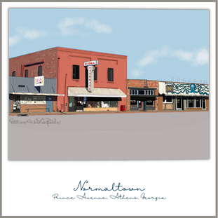 Normaltown is a quirky neighborhood anchored by the longstanding Normal Hardware store.