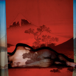 Mexico City, Mexico 2018 Archival pigment print.