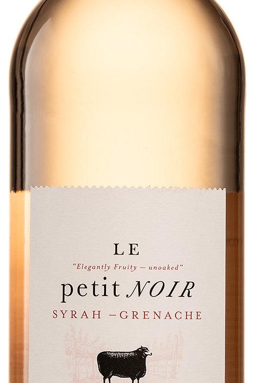 Le Petit Noir rosé 2019