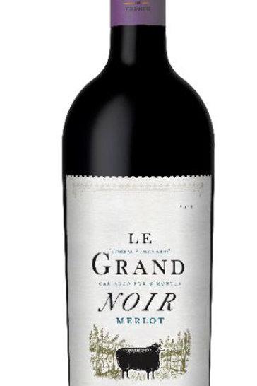 Le Grand Noir Merlot 2019
