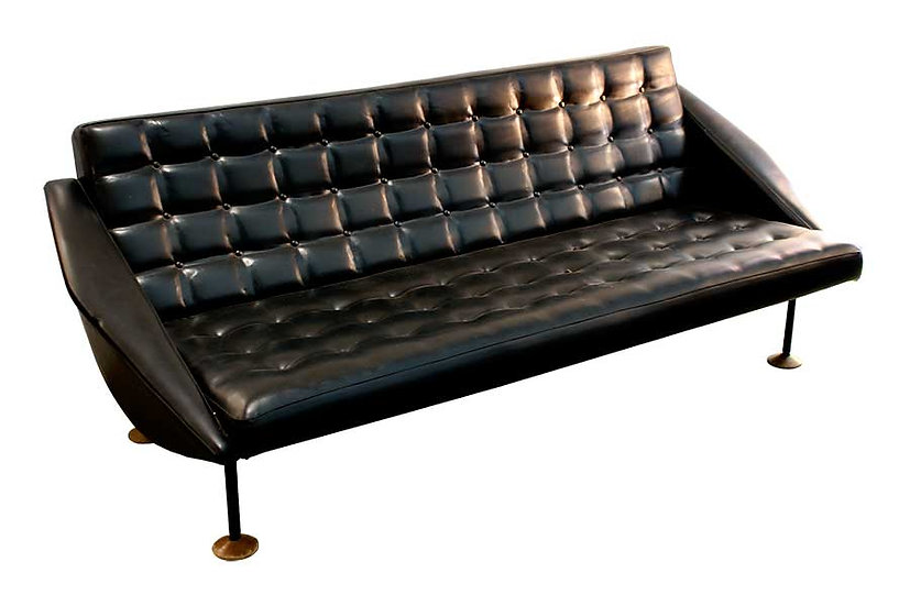 1950 SOFA AT THE MANNER OF STUDIO BBPR