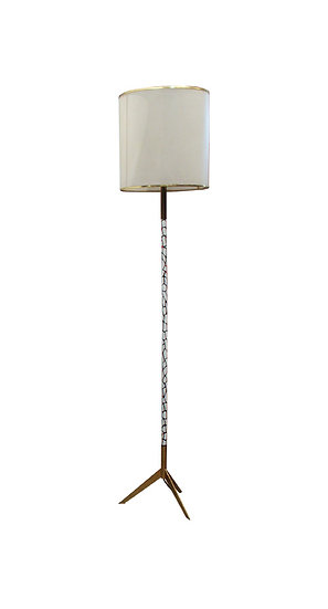 1950 ENAMELS FLOOR LAMP