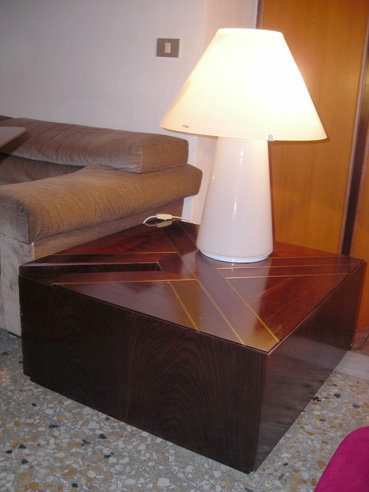 1970 SIDE TABLE