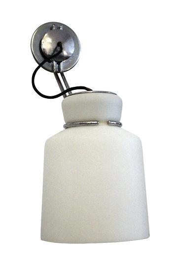 ARTELUCE WALL LAMP  C. SANTI & V. BORACHIA ATTRIB.