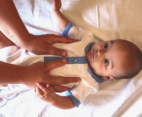 ostéopathie pour les coliques du nourrisson