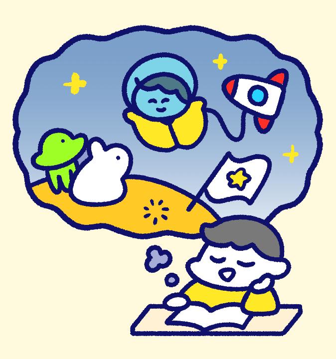 BuzzFeed様 診断ゲーム挿絵