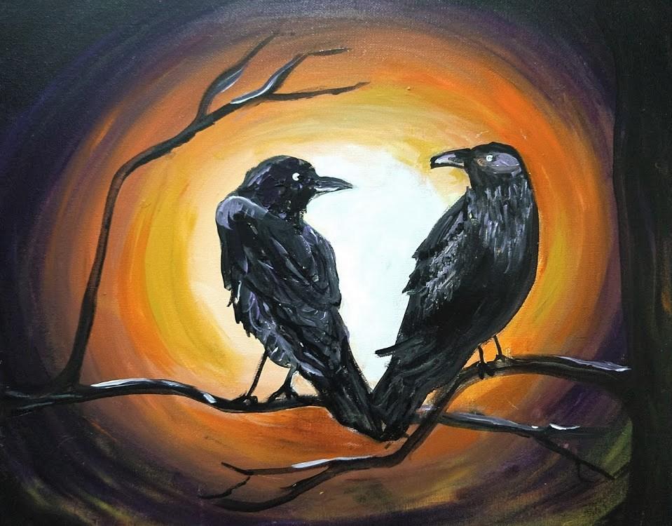 Two Ravens