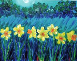 Mood Lite Daffodiles