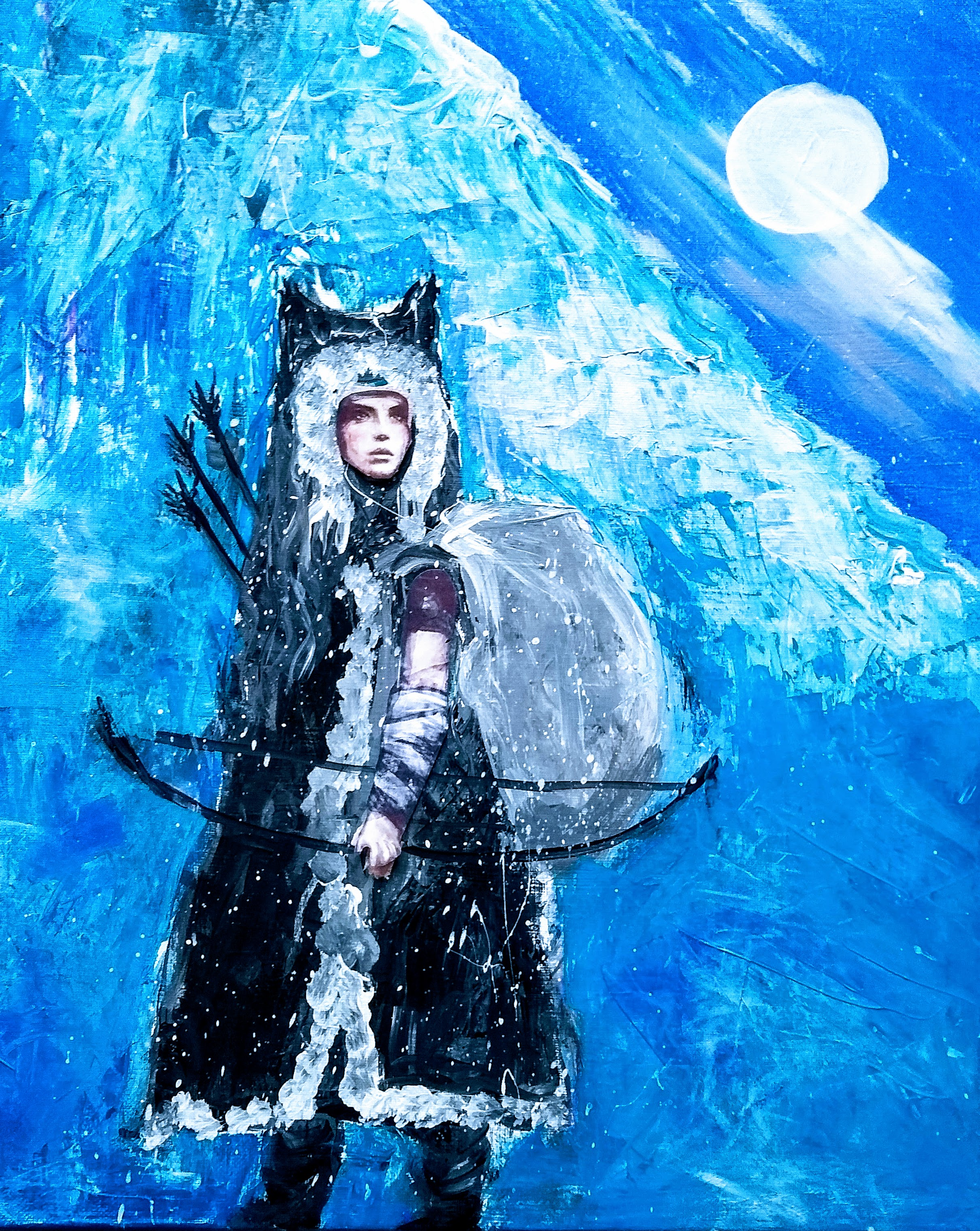 Goddess of Winter