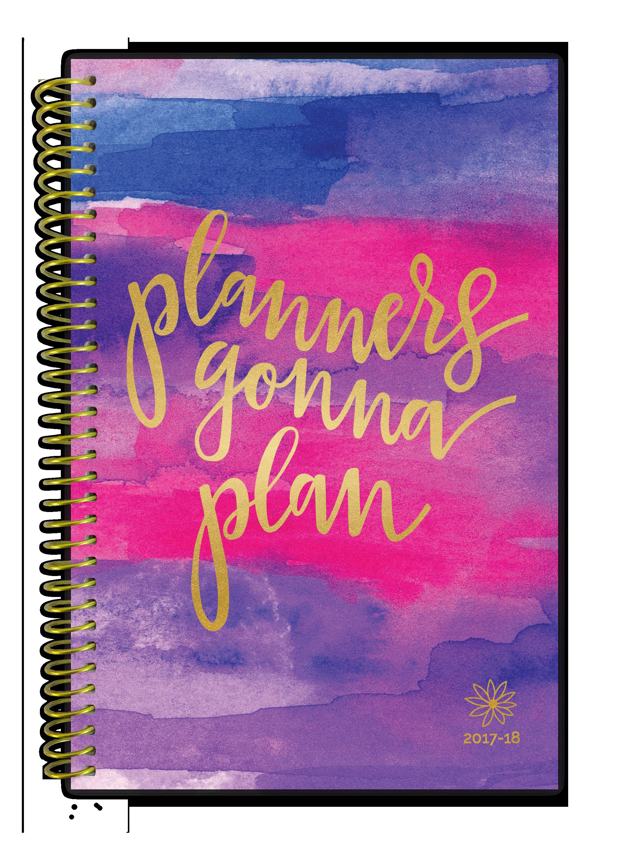 Planner Gonna Plan