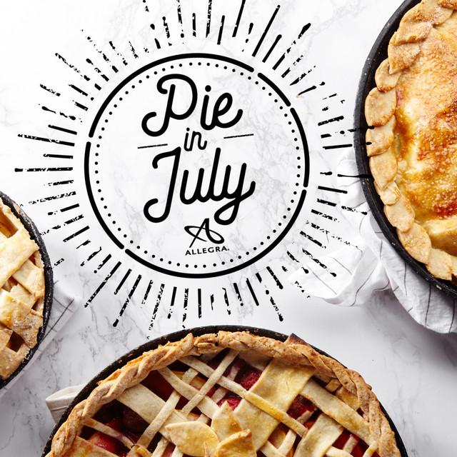 Pie in July