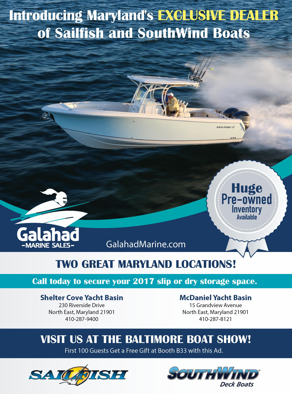 Galahad Marine Publication