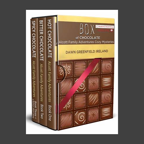Box of Chocolate eBook (Epub File)