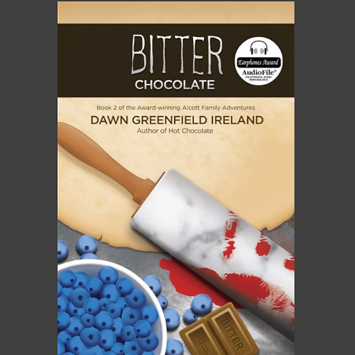 Bitter Chocolate eBook
