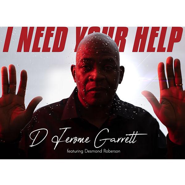 I Need Your Help Digital Cvr for Disco K