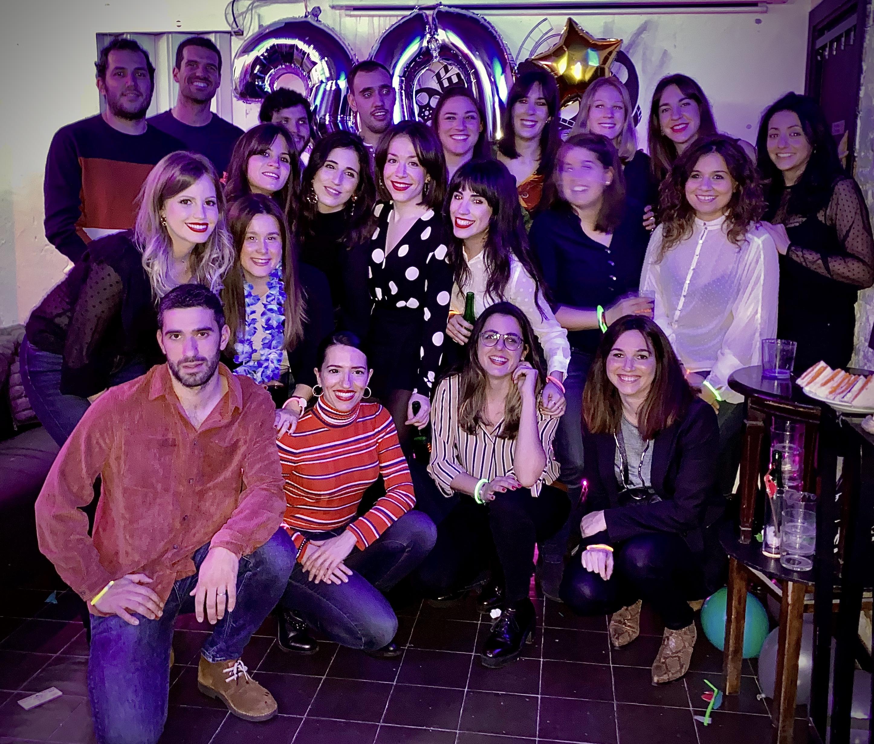 Fiesta de cumpleaños Marta