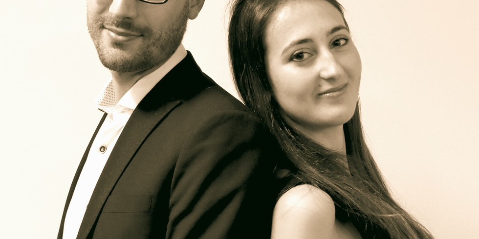 Recital Violin and Piano, Coates Studios, by Mousikos