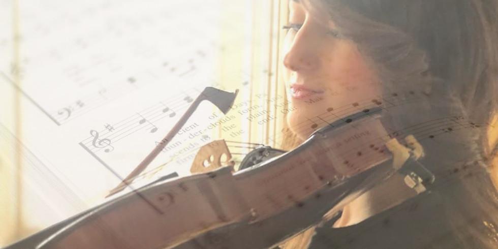 Bach, Violin Concerto in A min; Double violin Concerto in D min