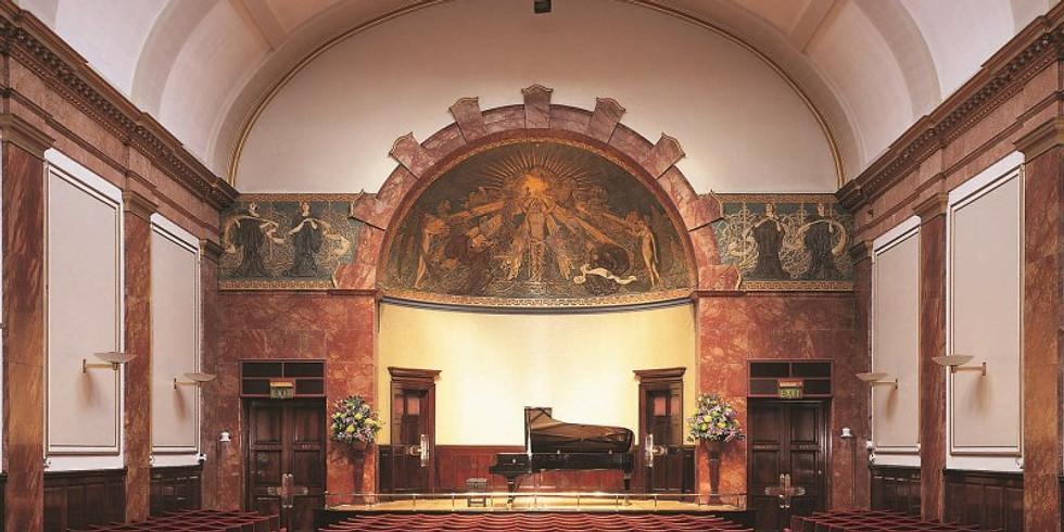 Trinity Showcase Wigmore Hall, Recital