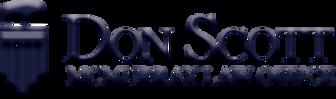 Don Scott McMurray Law Office Logo CMYK_