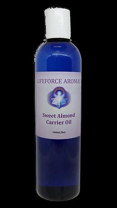 Sweet Almond Carrier Oil (240ml)