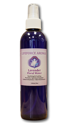 Lavender Floral Water (240ml)