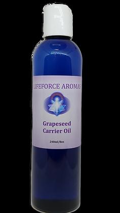 Grape Seed Carrier Oil (240ml)