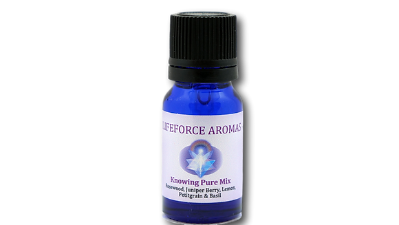 Knowing Blend PURE (10ml)